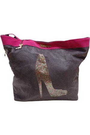 Lollipops Velvet handbag