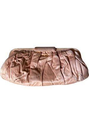 Miu Miu Women Clutches - Silk clutch bag