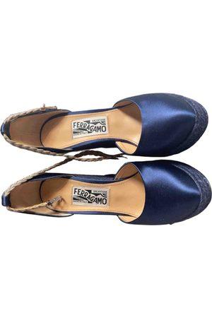 Salvatore Ferragamo Women Sandals - Cloth sandals