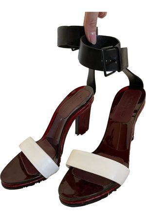 Jil Sander Leather sandal