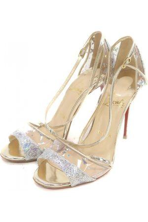 Christian Louboutin Glitter sandals