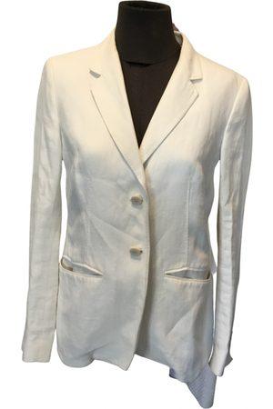Max Mara Linen short vest