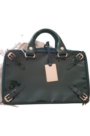 Céline Patent leather handbag