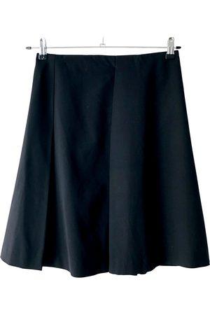 Hermès Wool mini skirt