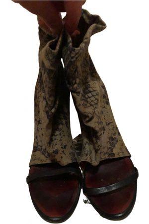 Isabel Marant Cloth sandal