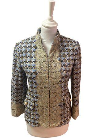 Dolce & Gabbana Tweed short vest