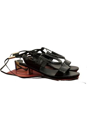 Salvatore Ferragamo Women Sandals - Leather sandal