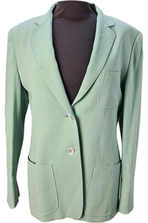 Max Mara Wool short vest