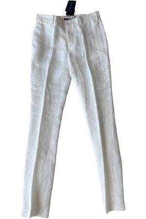 Ralph Lauren Linen straight pants