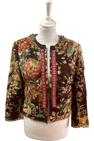 Dolce & Gabbana Linen short vest