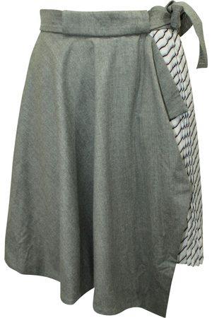 Carven Wool skirt suit