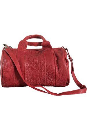 Alexander Wang Rocco leather bowling bag