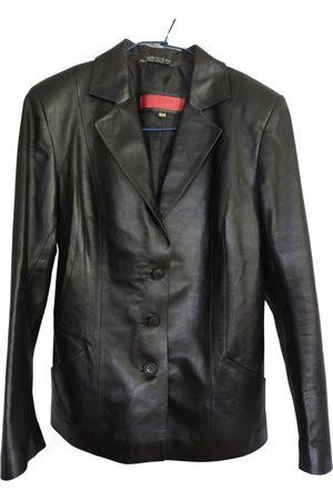 Giorgio & Mario Leather short vest