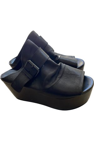 MARSÈLL Leather mules & clogs
