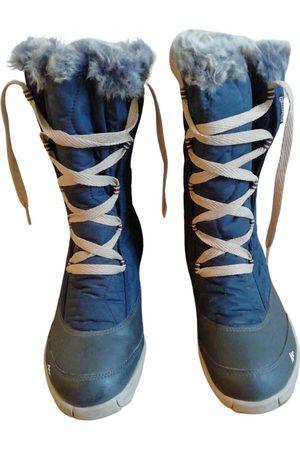 QUECHUA Faux fur snow boots