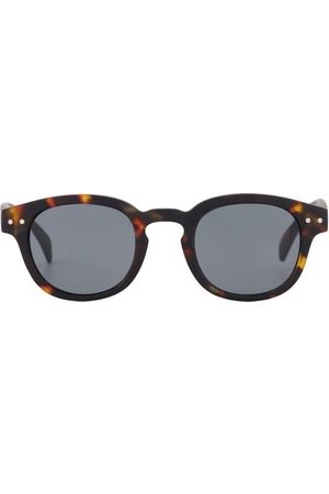 Izipizi Kids - Tortoise/ Sun Junior #C Sunglasses - Girl - One Size - Grey - Sunglasses