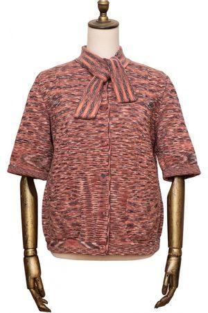 Missoni Wool short vest