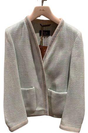 Loro Piana Silk short vest