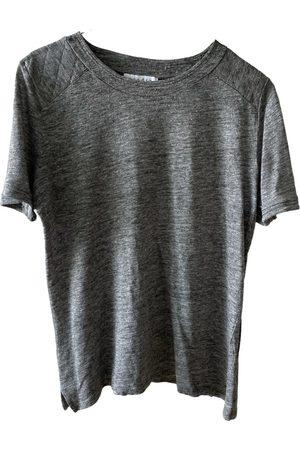 Sandro Linen t-shirt