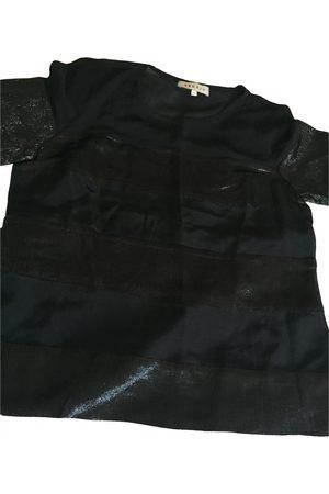 Sandro Silk t-shirt