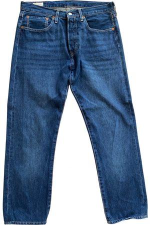 Levi's 501 slim jean