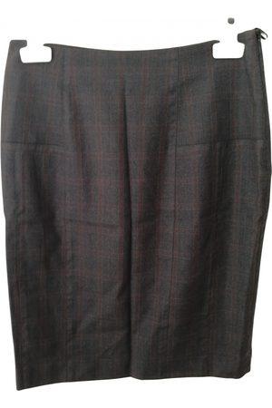 Kenzo Wool skirt suit