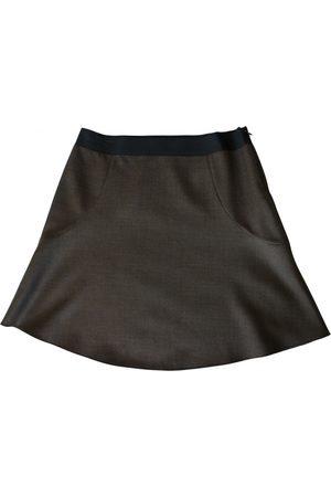 Joseph Wool mini skirt