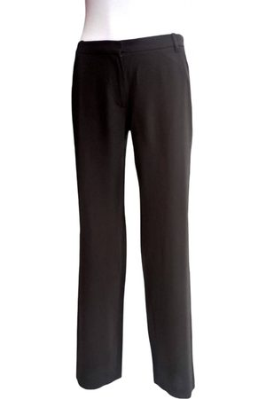 ANN DEMEULEMEESTER Straight pants