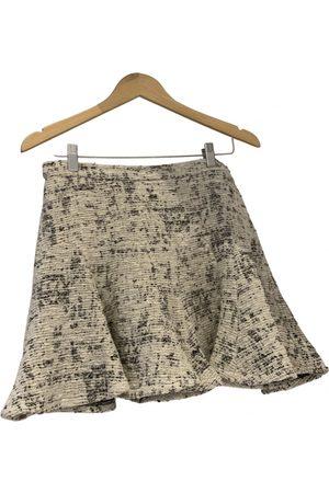 Derek Lam Tweed mini skirt