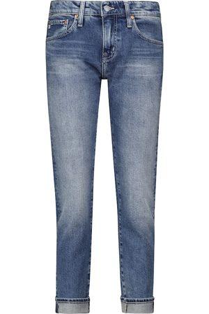AG Jeans Ex Boyfriend stretch-cotton jeans