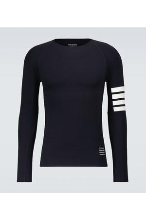 Thom Browne Compression 4-Bar T-shirt