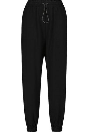 Varley Nevada stretch-cotton sweatpants