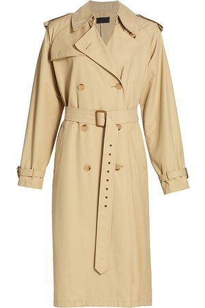 NILI LOTAN Women Trench Coats - Tanner Trench Coat