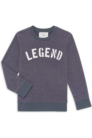 SOL ANGELES Boys Sweatshirts - Little Boy's & Boy's Legend Hacci Sweatshirt