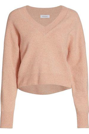 NAADAM Women Sports Hoodies - Cashmere Cropped Sweater