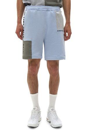 Helmut Lang Men Shorts - Patchwork Shorts