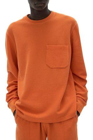 Helmut Lang Waffle-Knit Sweatshirt