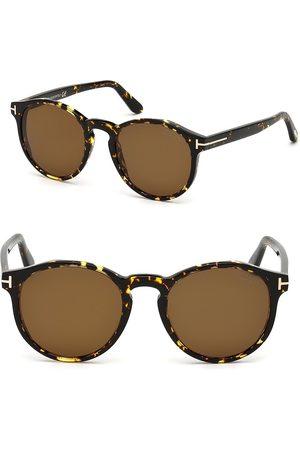 Tom Ford Men Round - Round Sunglasses
