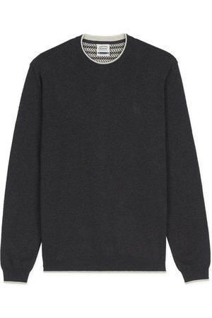 Oxbow N2 Peroni Essential Crew Neck Sweater L Heather