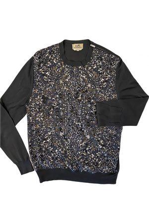 Hermès Men Sweatshirts - Silk knitwear & sweatshirt