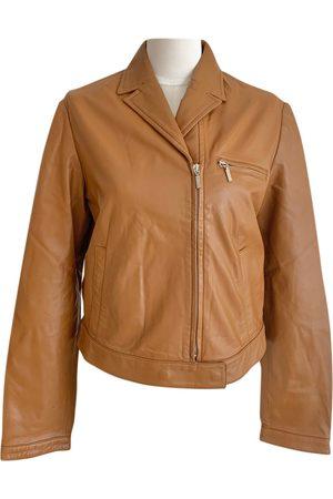 Max Mara Leather blazer