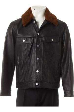 Coach Men Leather Jackets - Leather jacket