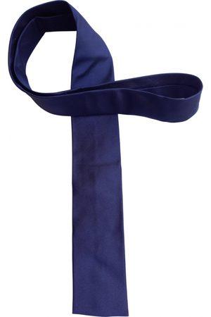 Acne Studios Men Neckties - Silk tie