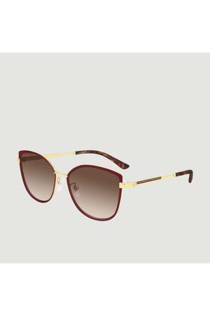 Gucci Cat Eyes sunglasses