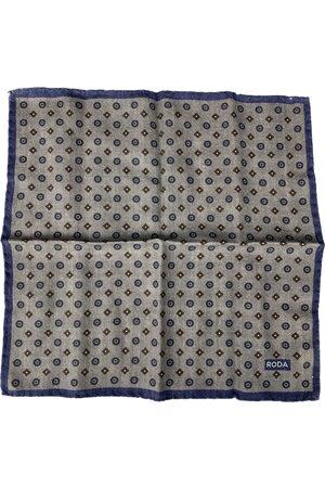 RODARTE Wool scarf & pocket square