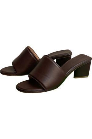 Bottega Veneta Women Mules - Leather mules