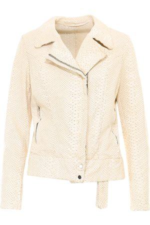 SALVATORE SANTORO Women Leather Jackets - Leather jacket