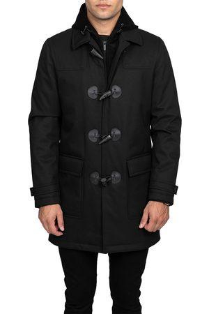 corneliani Men Duffle Coat - Mid Length Duffle Coat