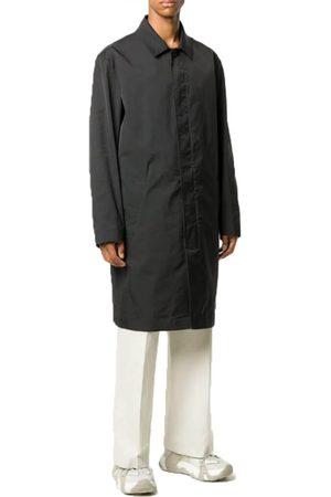 VALENTINO Men Coats - Single-Breasted Mid-Length Coat