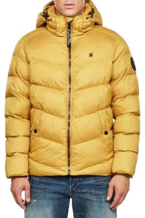 G-Star Whistler Hooded Puffer Jacket/ Sulphur